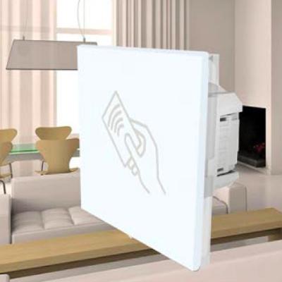 Οffline Σύστημα Ελέγχου Εισόδου, Κλιματισμού και Φωτισμού Δωματίων
